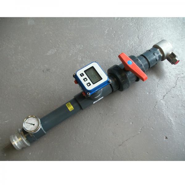 "2"" PVC Site Flow/Pressure Meter"