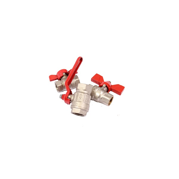 Female Female Ball Valves
