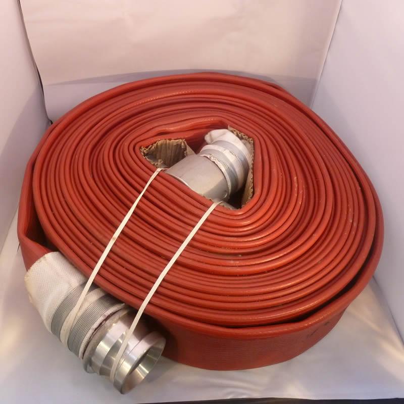 23m Fire Hose - Red 70mm