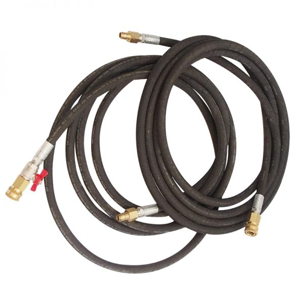 "6m 1/2"" Pressure Test Hose (with valve)"