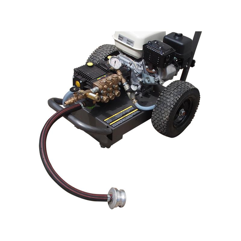High Pressure Petrol Hydrostatic Test Pump 11 ltrs/min