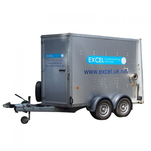 Highflow Dosing Trailer