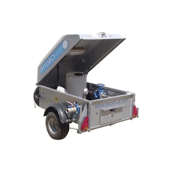 Lightweight Dosing Trailer