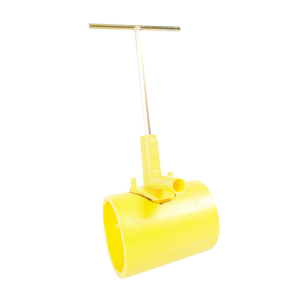 Tapping Saddle Cutter Key Tapping Saddle Top Tee Cutter