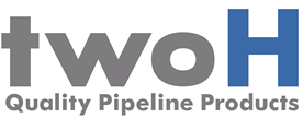 twoH Quality Pipeline Products Logo